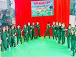 Các hoạt động kỉ niệm ngày thành lập Quân đội nhân dân Việt Nam 22/12  tại trường MG Cửa Đại