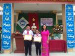 Chào mừng 35 năm ngày Nhà giáo Việt Nam 20/11 của trường TH Cẩm Phô