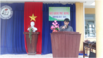 Hội khỏe Phù Đổng trường THCS Phan Bội Châu năm học 2017 - 2018