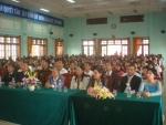Ngành giáo dục và đào tạo thành phố Hội An tổ chức kỷ niệm 28 năm ngày Nhà giáo Việt Nam