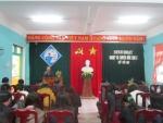 Sinh hoạt chuyên môn nghiệp vụ cụm 2 tại trường TH Trần Quốc Toản