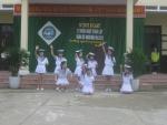 Sinh hoạt Kỉ niệm Ngày thành lập Quân đội nhân dân Việt Nam 22/12/2017 Trường tiểu học Sơn Phong