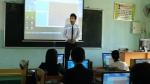 Tập huấn và đưa vào sử dụng phòng bộ môn tiếng Anh của trường THCS Nguyễn Duy Hiệu