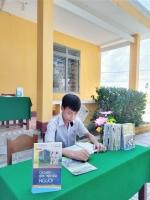 Trường Huỳnh Thị Lựu hưởng ứng ngày sách VN lần thứ 8