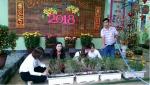 TRƯỜNG MẦM NON VƯỜN ƯƠM TP HỘI AN  HƯỞNG ỨNG TẾT TRỒNG CÂY LÀM THEO LỜI BÁC  XUÂN MẬU TUẤT - 2018