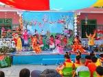 Trường Mẫu giáo Cẩm Hà tổ chức Lễ Hội Mùa xuân cho Bé