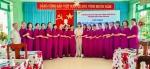 Trường Mẫu giáo Cẩm Kim tổ chức Hội nghị CBCCVC