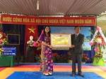 Trường MG Cẩm Nam đạt chuẩn quốc gia mức độ 2.