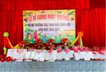 Trường MG Cửa Đại tổ chức lế bế giảng năm học 20-21