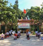 Trường Nguyễn Bá Ngọc tổ chức Sân chơi rung chuông vàng  Em yêu Tổ quốc Việt Nam  Năm học 2019 – 2020