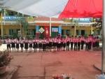 Trường TH Bùi Chát Tổ chức Đại hội Cháu ngoan Bác Hồ