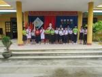 Trường TH Cẩm Thanh tổ chức Hội khỏe Phù Đổng