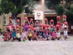 Trường TH Đỗ Trọng Hường Tổ chức Câu lạc bộ bóng rổ