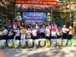"""Trường TH Nguyễn Bá Ngọc  Tổ chức trao quà """"Cây mùa xuân nhân ái""""  và tiếp tục thực hiện phong trào """"Em nuôi khăn quàng đỏ"""""""