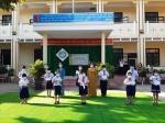 Trường TH Sơn Phong hưởng ứng tuần lễ học tập suốt đời năm 2021