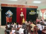 Trường TH Trần Quốc Toản tổ chức hội thi kể chuyện về Bác Hồ