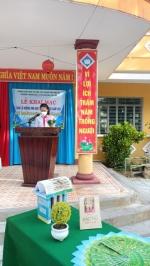 Trường THCS Huỳnh Thị Lựu tổ chức Lễ khai mạc Tuần lễ hưởng ứng học tập suốt đời năm 2021