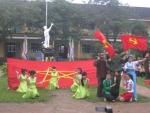 Trường THCS Kim Đồng tổ chức sinh hoạt kỷ niệm 82 năm thành lập Đảng CSVN