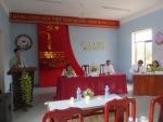 Trường THCS Lý Thường Kiệt tổ chức Hội nghị Nhà giáo – Lao động năm học 2012 – 2013