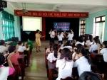 Trường THCS Nguyễn Du tổ chức tọa đàm Sức khỏe sinh sản vị thành niên