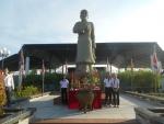 Trường THCS Nguyễn Duy Hiệu dự kỷ niệm 127 năm ngày mất chí sĩ  yêu nước Nguyễn Duy Hiệu