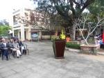 Trường THCS Nguyễn Duy Hiệu tổ chức tuyên truyền pháp luật cho học sinh