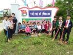 Trường Tiểu học Cẩm Kim duy trì, phát huy phong trào lao động vệ sinh