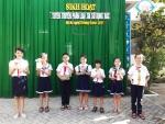 """Trường tiểu học Lê Độ tổ chức hoạt động """" Phân loại – tái sử dụng rác"""""""