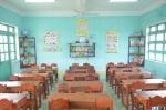 Trường Tiểu học Lý Tự Trọng đã xây dựng phòng học Tiếng Anh như một thư viện nhỏ