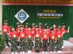 Trường Tiểu học Sơn Phong   Sinh hoạt kỷ niệm 75 năm ngày thành lập  quân đội nhân dân Việt Nam  (22/12/1944-22/12/2019)