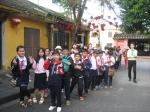 Trường Tiểu học Sơn Phong tham quan Phố cổ Hội An và Làng gốm Thanh Hà Năm học 2019-2020