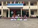 """Trường Tiểu học Sơn Phong tổ chức Hội thi """" Chúng em kể chuyện Bác Hồ """"  Năm học 2020-2021"""