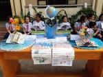 Trường Tiểu học Sơn Phong tổ chức ngày sách Việt Nam lần thứ 8 năm học 2020-2021