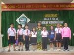 Trường tiểu học Sơn Phong tổ chức Sinh hoạt Câu lạc bộ Tiếng Anh