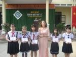 Trường Tiểu học Sơn Phong tổ chức sinh hoạt Chào mừng kỉ niệm ngày Quốc tế Phụ nữ 8/3
