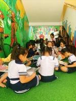 Trường Tiểu học Sơn Phong tổ chức Tuần lễ hưởng ứng học tập suốt đời năm 2020