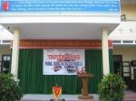 Trường Tiểu học Sơn Phong  tổ chức tuyên truyền Phòng chống tác hại  thuốc lá