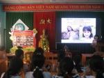 Truyền thông phòng chống xâm hại trẻ em  và bảo lực học đường năm 2020 tại trường Tiểu học Sơn Phong